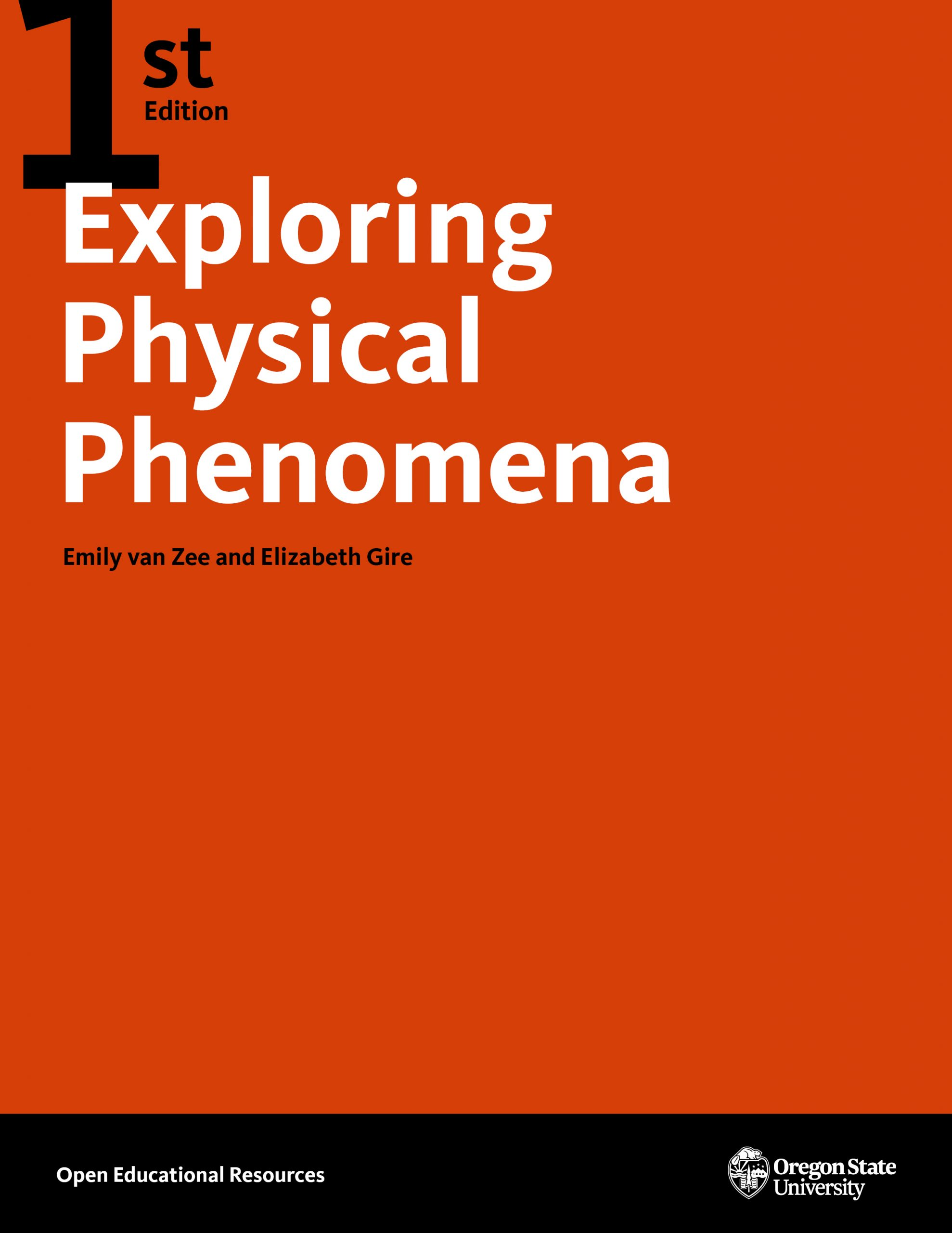 Cover image for Exploring Physical Phenomena