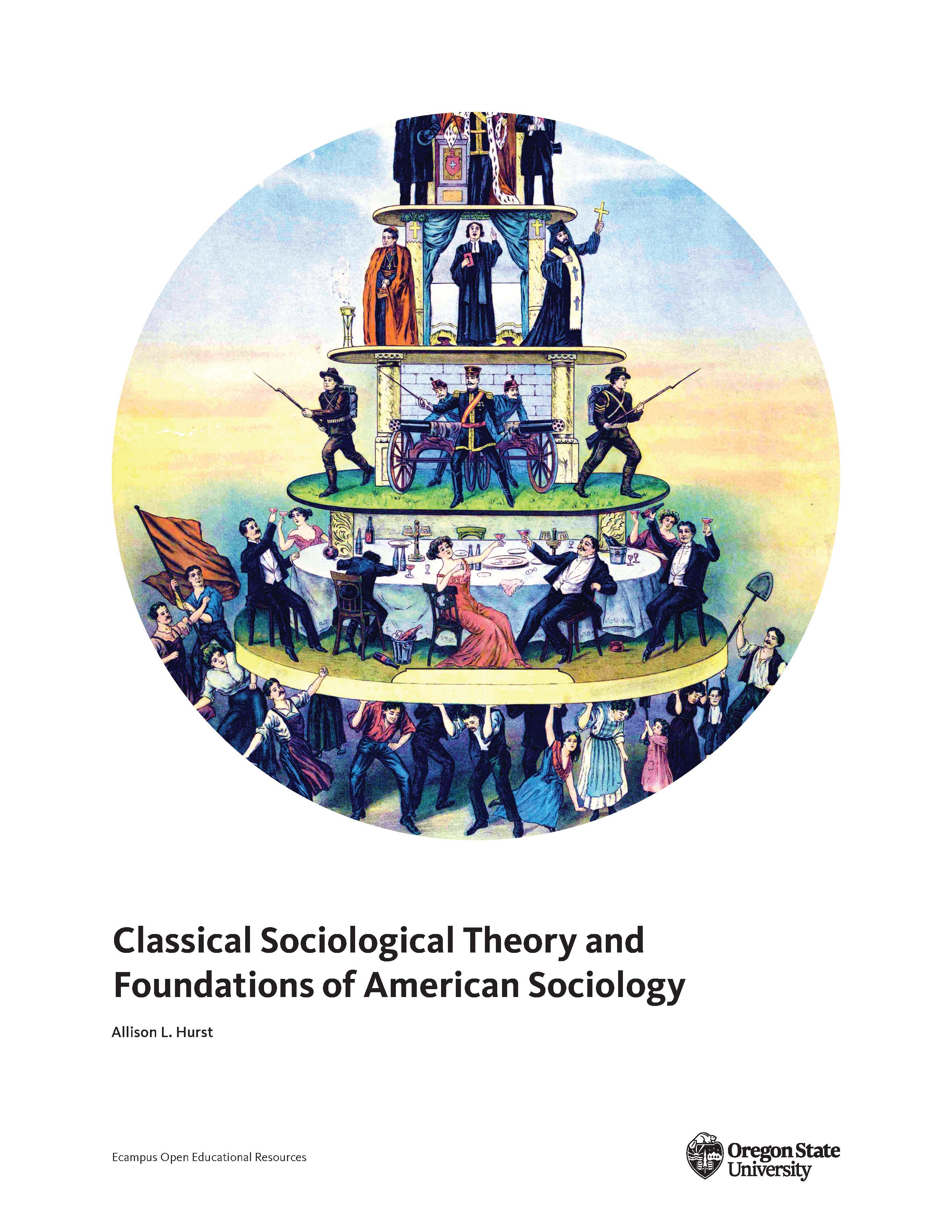 Cover image for Classical Sociological Theory and Foundations of American Sociology
