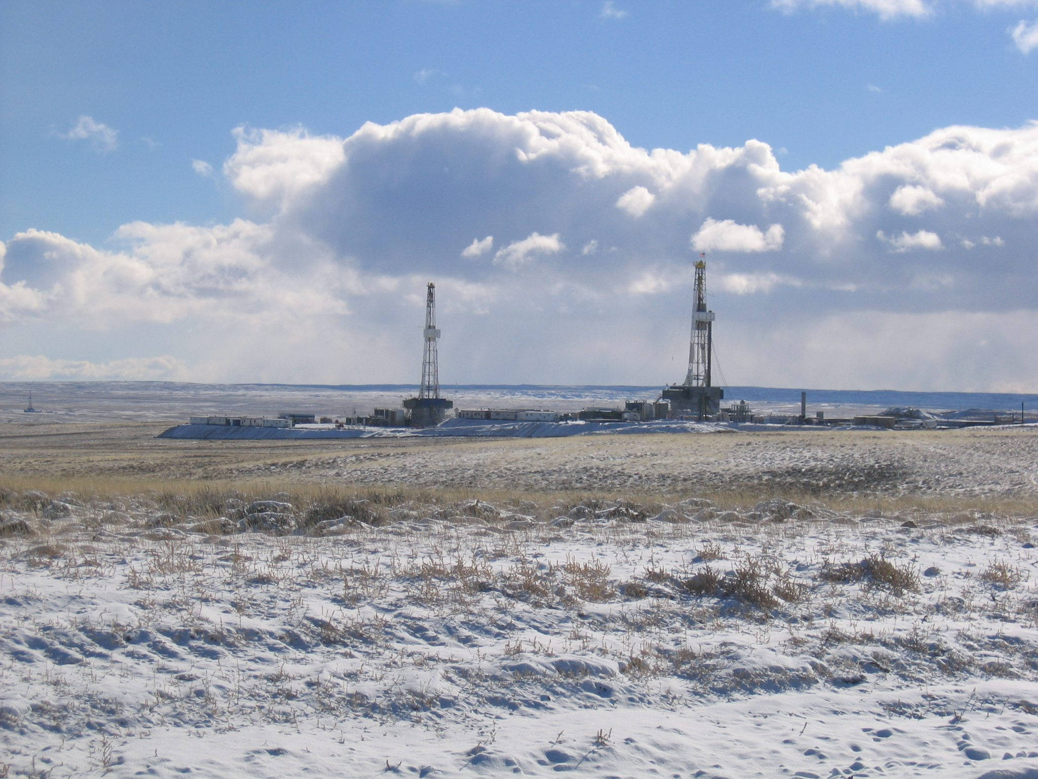 Natural resource extraction reduces and fragments habitat across the West.