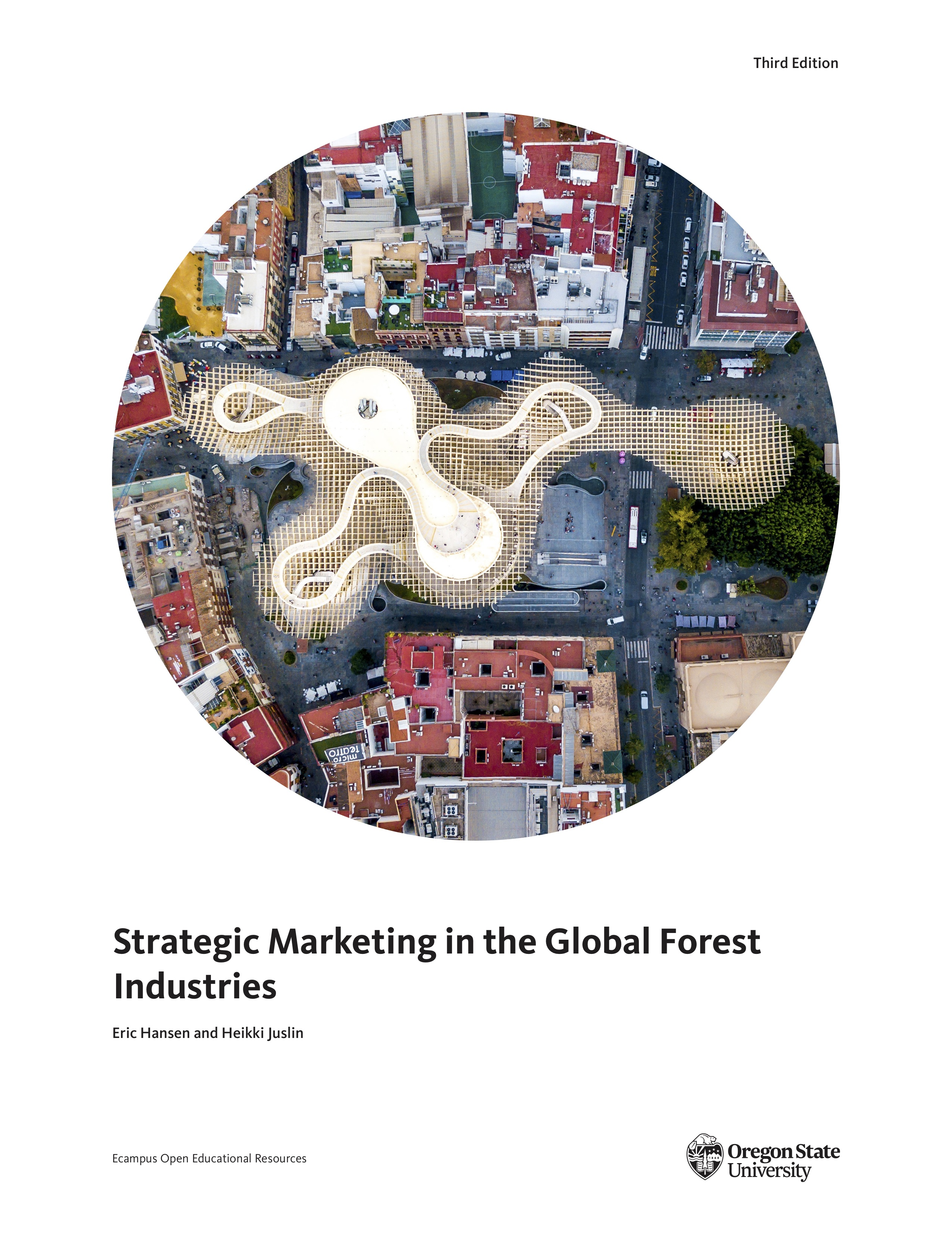 Cover image for Strategic Marketing in the Global Forest Industries