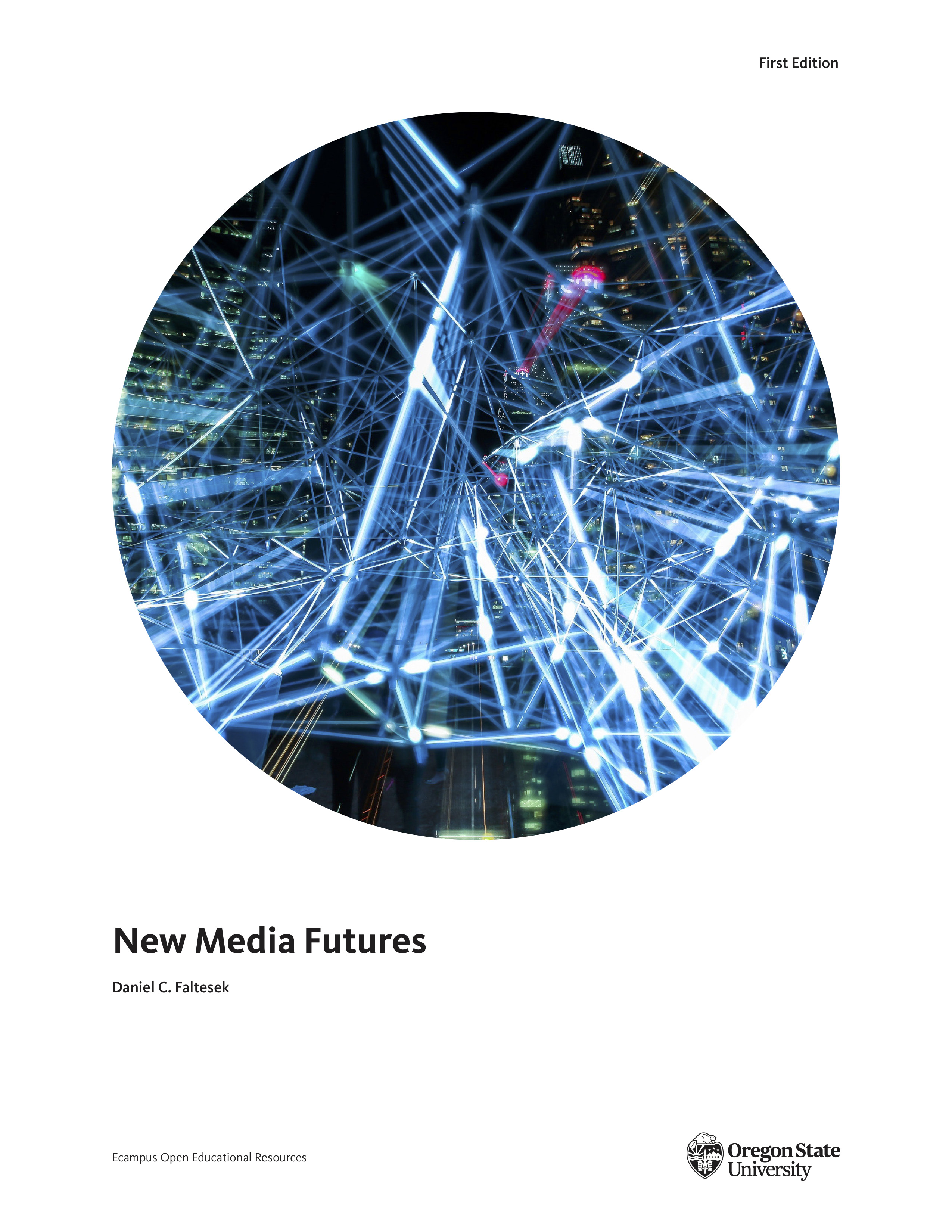 Cover image for New Media Futures