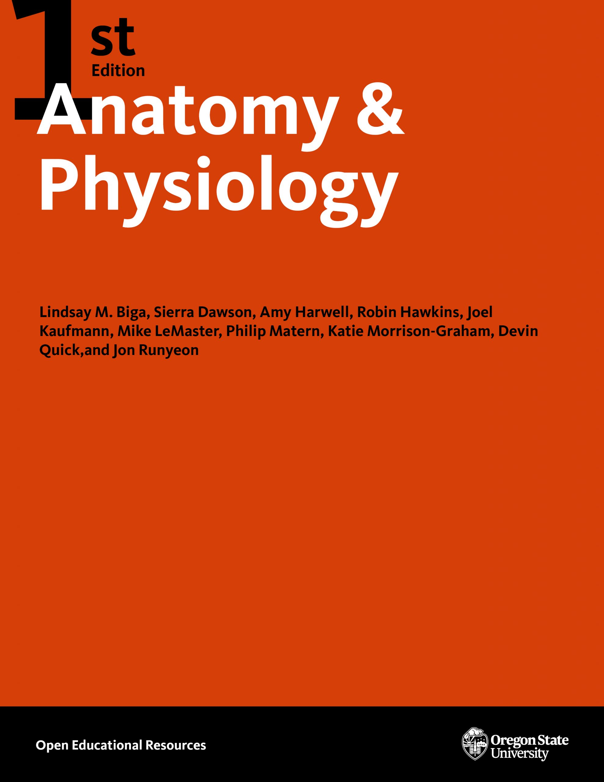 Cover image for Anatomy & Physiology