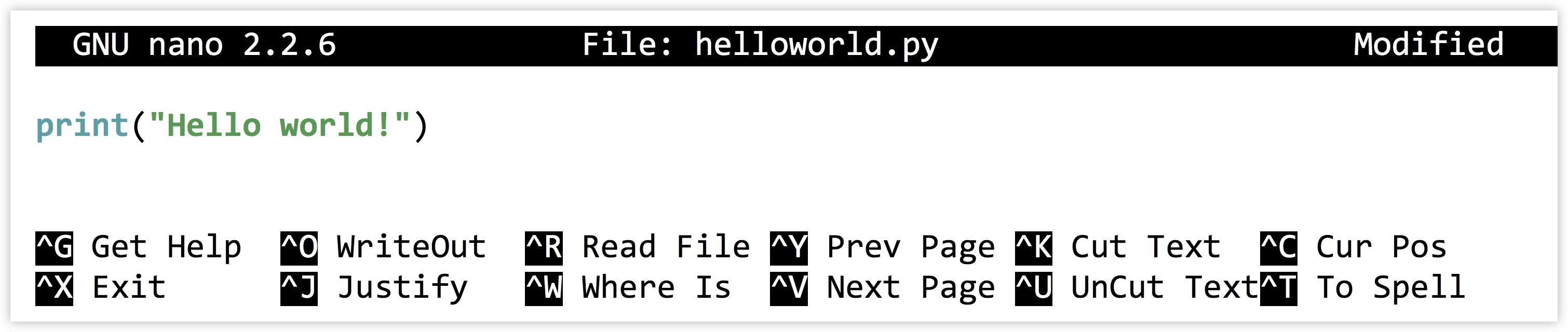 II.1_6_py_2_hello_world
