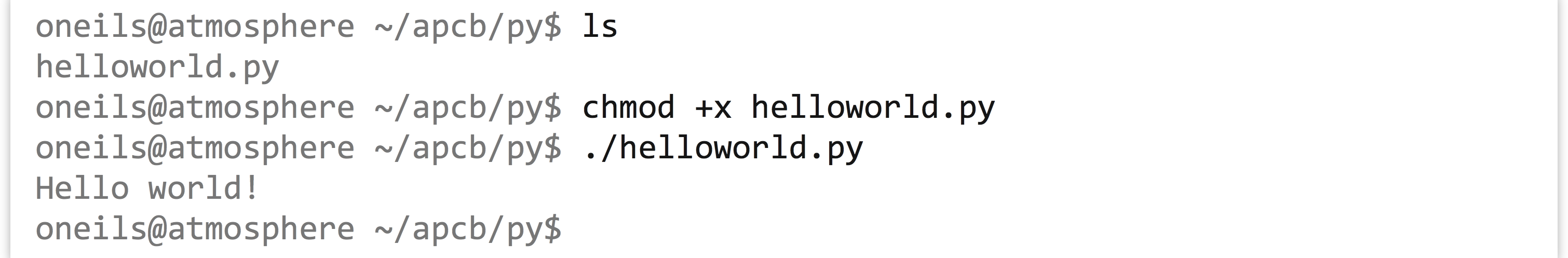 II.1_9_py_4_hello_world_chmod_output